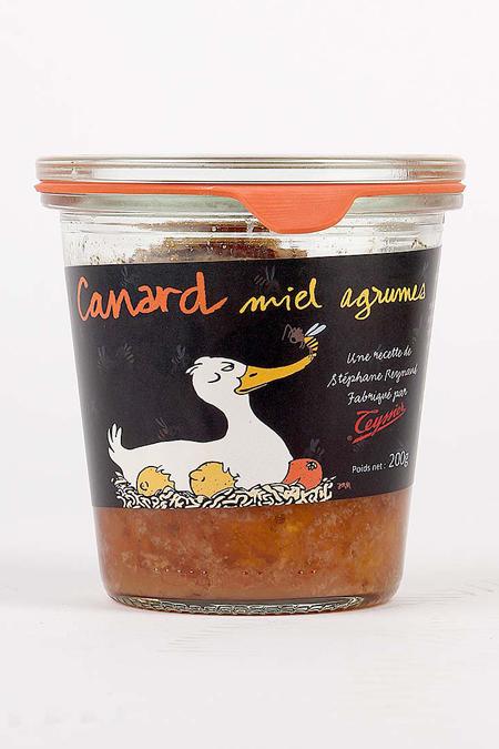canard-miel-agrumes